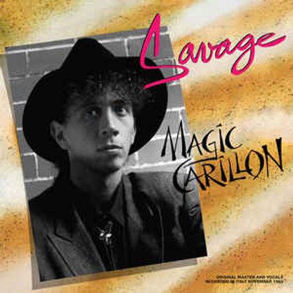 "Savage - Magic Carillon - 12"" White vinyl"