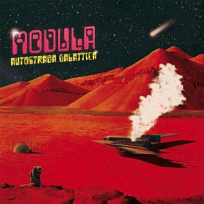 Modula - Autostrada Galattica LP black vinyl