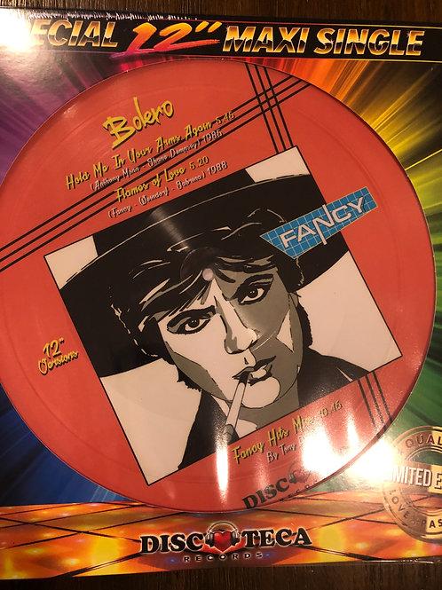 Fancy - Hits Mix pic disc