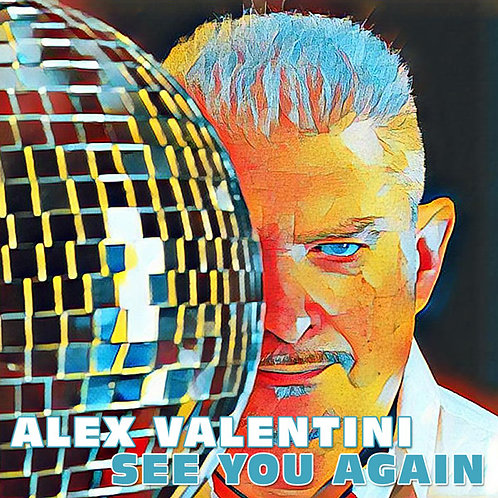 "Alex Valentini - See You Again - 12"" Orange"