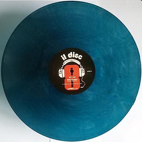 Jo - Jo – Mind Games (Blue)