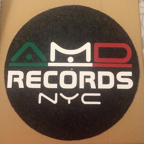 AMD Records slip mats (Pair) 2