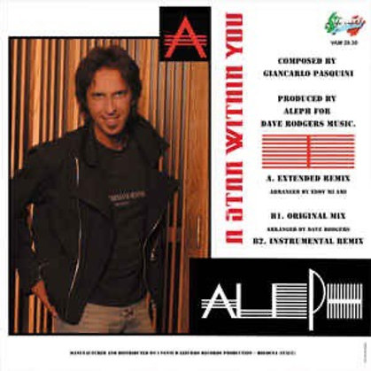 """Aleph - A Star Within You - 12"""" vinyl"""