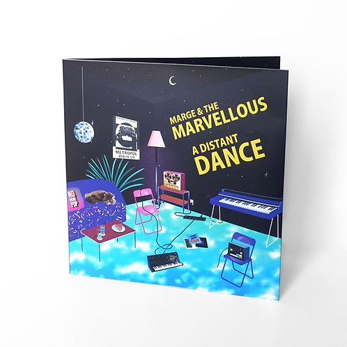 Marge And The Marvellous - A Distant Dance