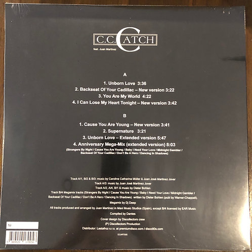 CC Catch - Unborn Love - LP Black vinyl