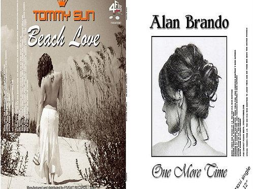 Alan Brando / Tommy Sun – One More Time / Beach