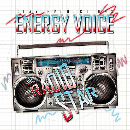 Energy Voice ‎– The Radio Star