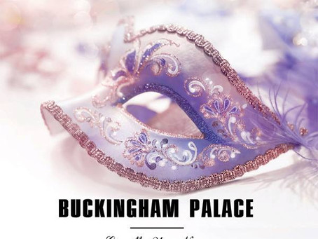 """Buckingham Palace """"Give Me Your Name"""" limited edition of 100 copies only in a digipak comp"""