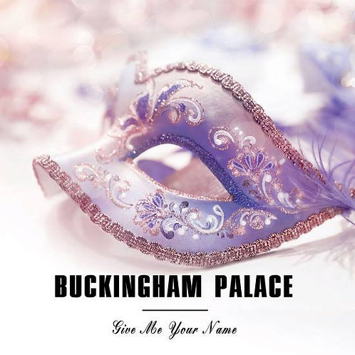 "Buckingham Palace ""Give Me Your Name"" digipak compact disc"