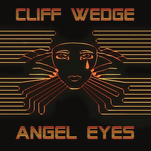 "Cliff Wedge - Angel Eyes 12"" Yellow vinyl"