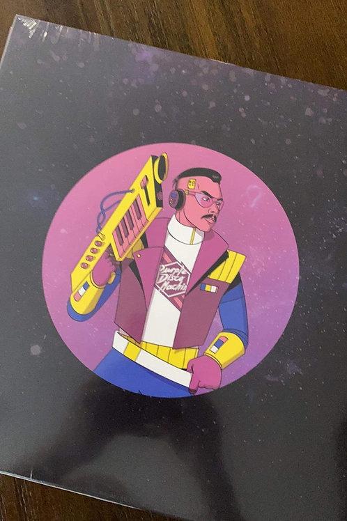 "Purple Disco Machine - Playbox - 12"""