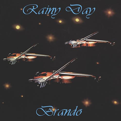 "Brando - Rainy Day - 12"" brown vinyl"