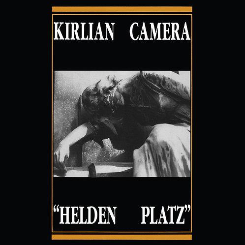 "Kirlian Camera – Helden Platz 12"" black vinyl"