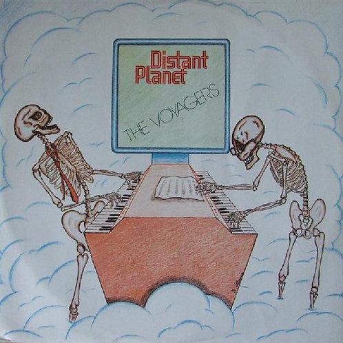 The Voyagers – Distant Planet (Transparent vinyl)