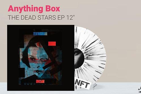 """Anything Box - The Dead Stars EP - 12"""" splattered vinyl"""