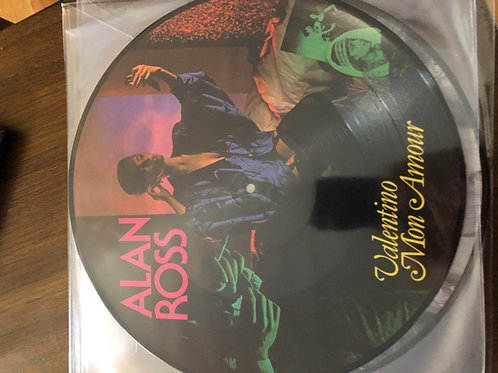 Alan Ross - Valentino Mon Amour Picture Disc