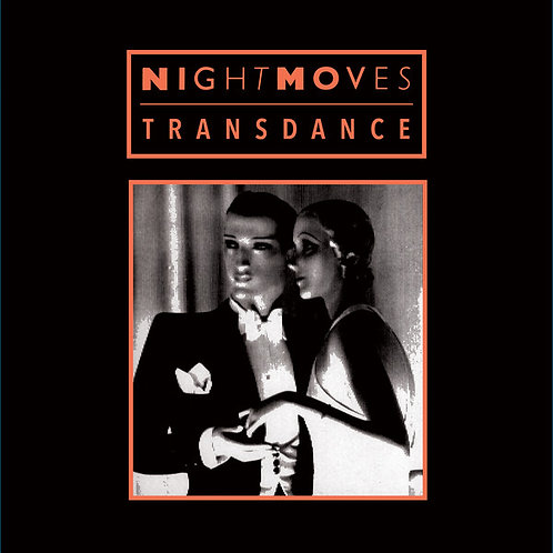 "Night Moves ‎– Transdance 12"" black vinyl"