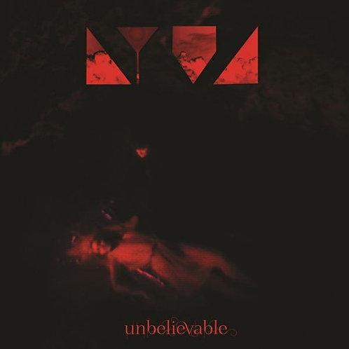 Dyva - Unbelievable (Red Vinyl)