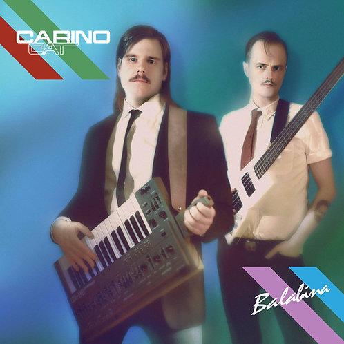 "Carino Cat - Balabina - 12 "" Blue vinyl - Limited Edition 150 only"