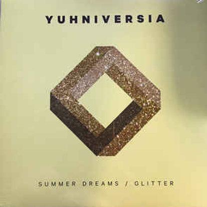 """Yuhniversia – Summer Dreams / Glitter 12"""" black vinyl"""