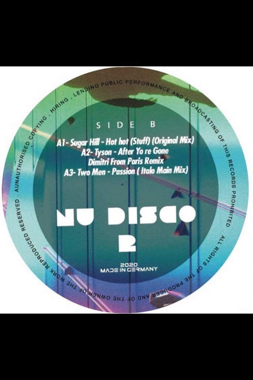 "Nu Disco 2 - Various - 12"" colored vinyl"