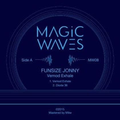 """Funsize Jonny - Vemod Exhale 12"""""""