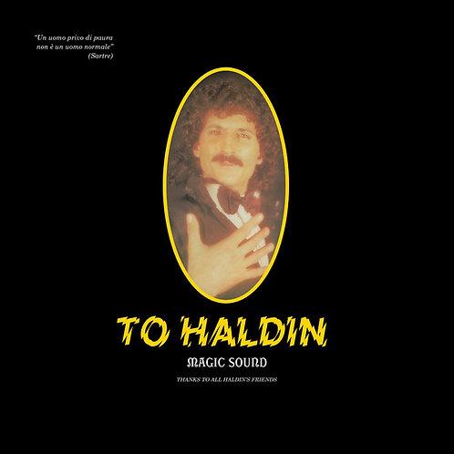 "Magic Sound - To Haldin 12"""