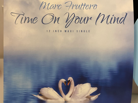 """Marc Fruttero - Time On Your Mind 12"""""""