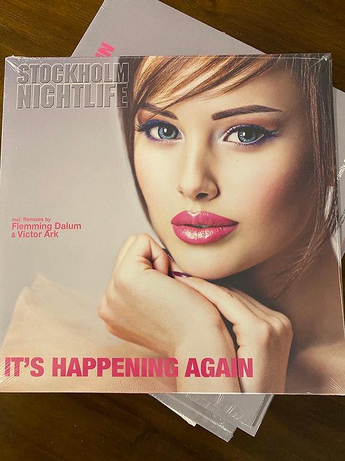 "Stockholm Nightlife - It's Happening Again - 12"""