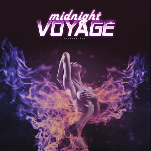 Various - Midnight Voyage EP - Blue vinyl
