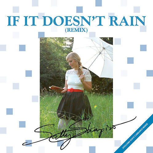 Sally Shapiro - If It Doesn't Rain (Remix)