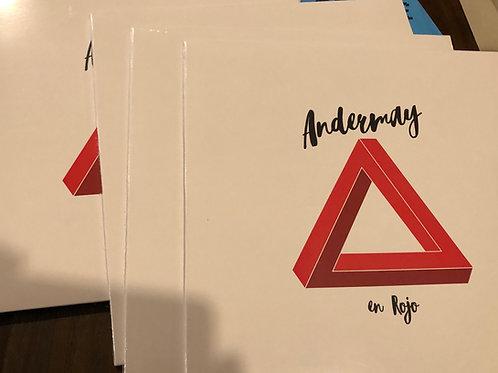 """Andermay - En Rojo - 12"""""""