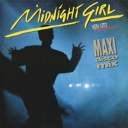 """Ven Uto - Mightnight Girl - 12"""" blue vinyl"""