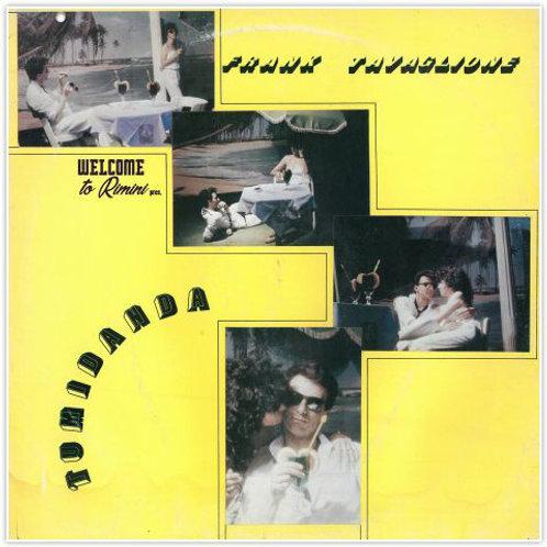 "Frank Tavaglione - Tumidanda - 12"" vinyl"