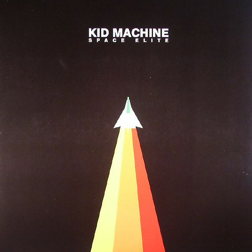 Kid Machine ‎– Space Elite 2 LP Colored vinyl