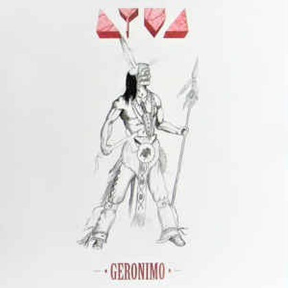 "Dyva - Geronimo - 12"" black vinyl"