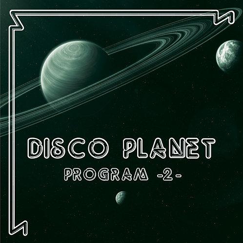 Various – Disco Planet Program 2