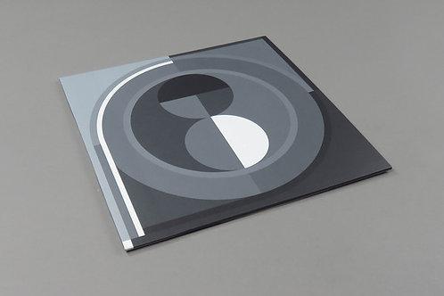 "Cygnus - Cosmos 2LP + 7"" black vinyl"