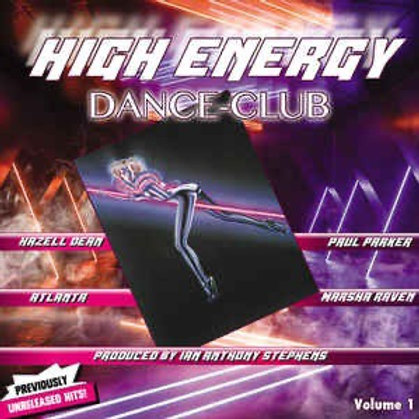 "High energy dance club - 12"" purple vinyl"