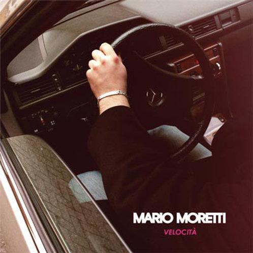 """Mario Moretti – Velocità 12"""" black vinyl"""