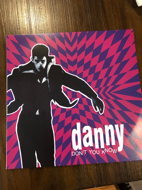 Danny / Bob Lilly - don't you know / call my name