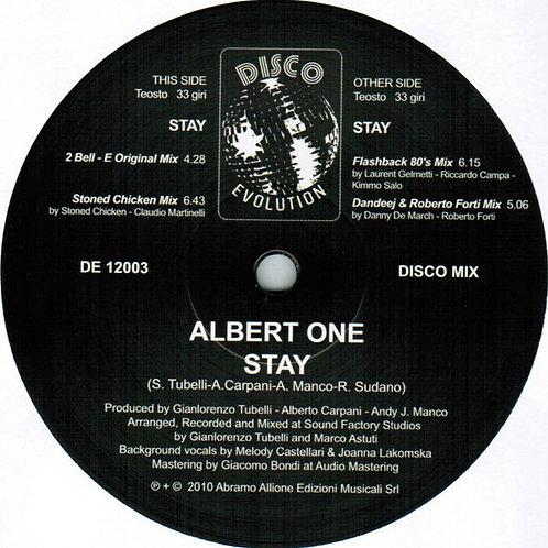 Albert One - Stay