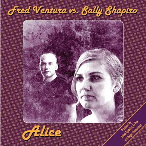 Fred Ventura & Sally Shapiro - Alice