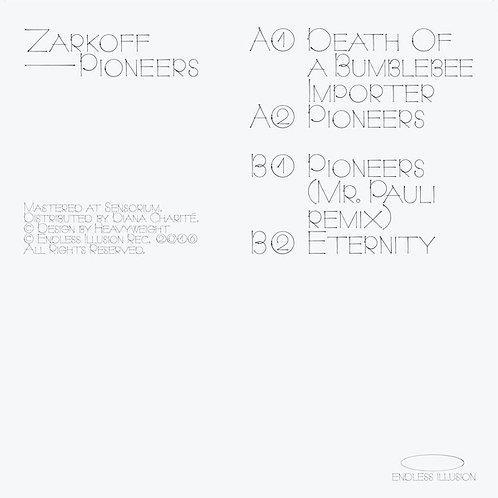 "Zarkoff - Pioneers 12"""