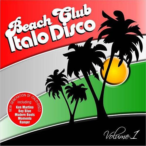 Various – Beach Club Italo Disco Vol.1