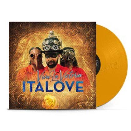 """Italove - Viva La Victoria - 12"""" orange vinyl"""