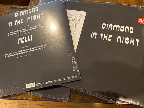 "Felli - Diamond In The Night - 12"" black vinyl"