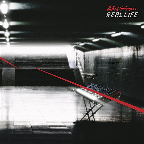 23rd Underpass – Real Life (Green)