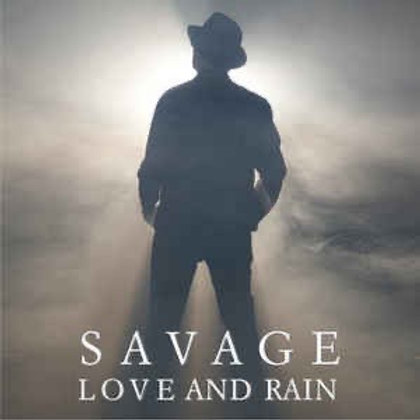 Savage - Love & Rain - 2 LP album - Clear vinyl