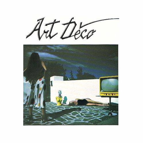 """Art Déco – European Crime 12"""" Color vinyl"""